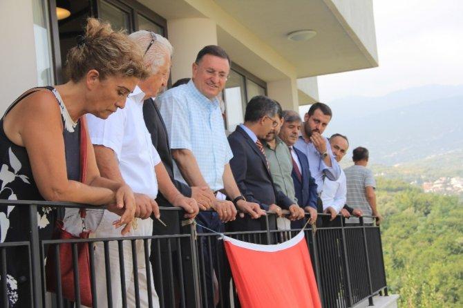Vakıfköy Mesrop 2. Kültür Merkezi açılışı gerçekleştirildi