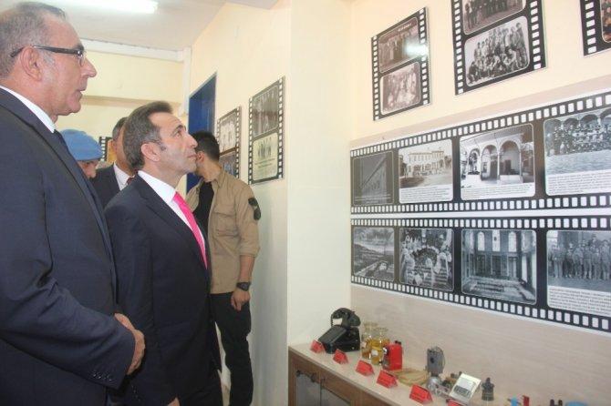 Bingöl'de eğitim müzesi açıldı
