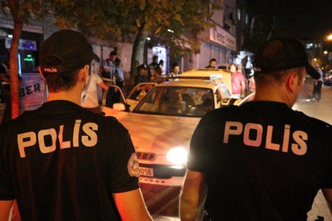 Kahramanmaraş'ta okul öncesi huzur operasyonu
