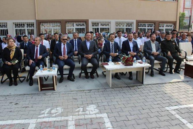 Nevşehir'de İlköğretim Haftası kutlama programı düzenlendi