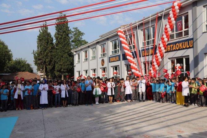 Lise öğretmeninden Vali İrfan Balkanlıoğlu'na sürpriz