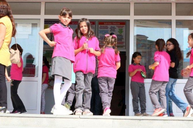 Yozgat'ta öğrencilerin ilk dersi '15 Temmuz' oldu