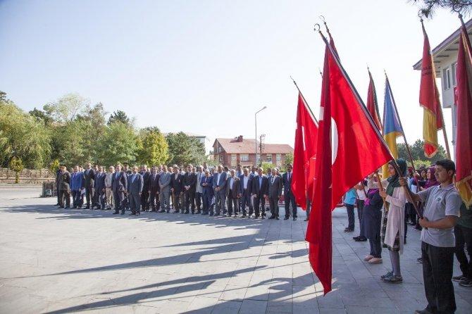 Ahlat'ta 19 Eylül Gaziler Günü