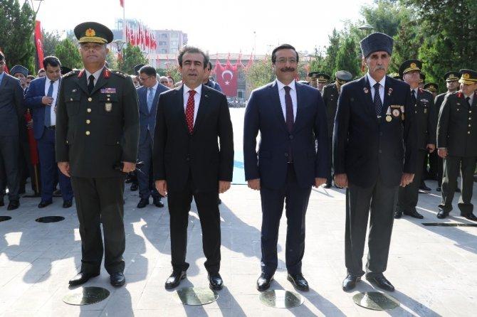Diyarbakır'da Gaziler Günü kutlandı