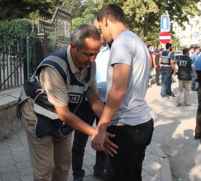 Elazığ'da çocukların korunmasına yönelik uygulama