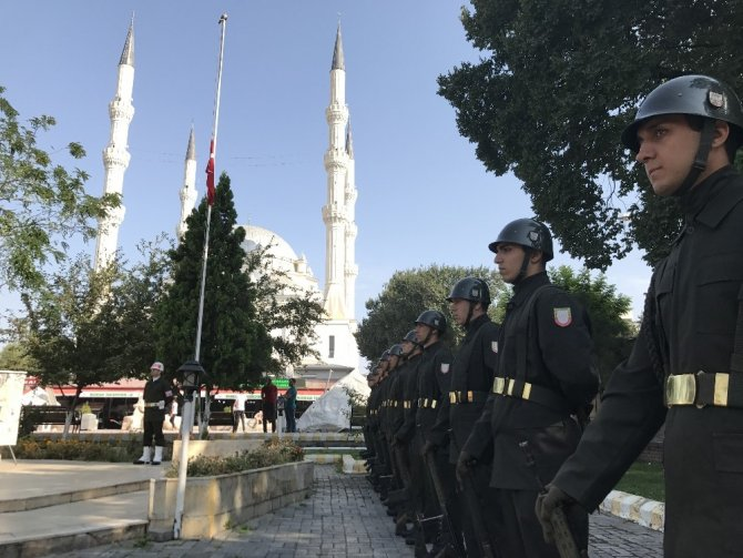 Iğdır'da Gaziler Günü anma programı düzenlendi