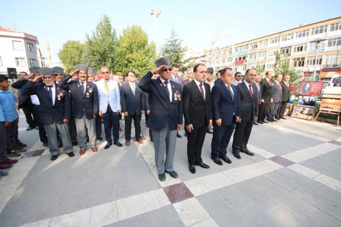 Beyşehir'de 19 Eylül Gaziler Günü programı