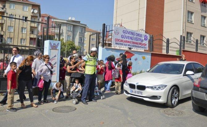 Maltepe'de okullar zabıtaya emanet
