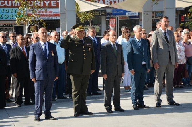 Söke'de 19 Eylül Gaziler Günü Anma etkinlikleri