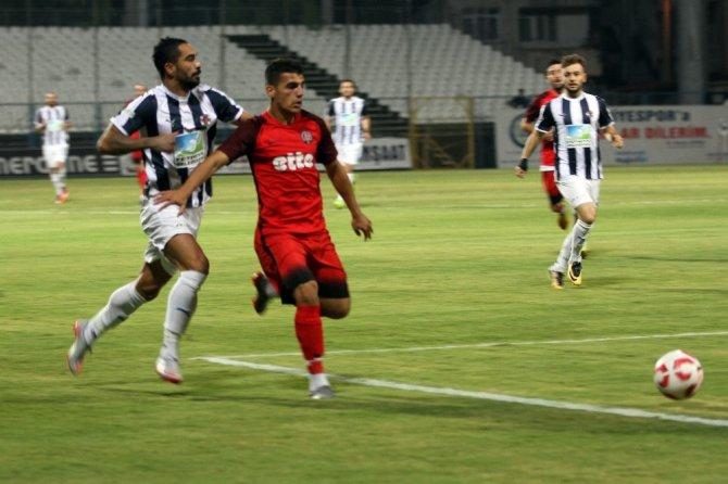 TFF 2. Lig: Fethiyespor: 2  - Ottocool Karagümrük: 1