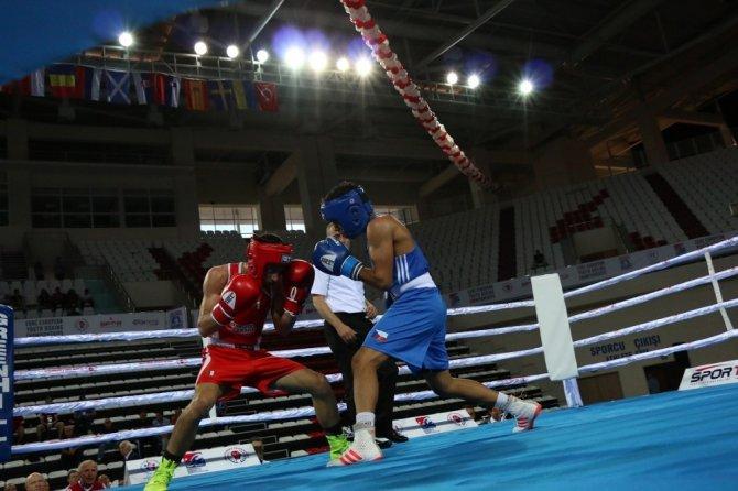 Avrupa Gençler Şampiyonası başladı