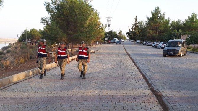 Jandarma ekipleri bu kez mesire alanlarını denetledi