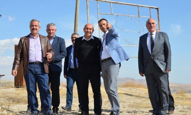 Adilcevaz'da 'Sakin Şehir' projesi