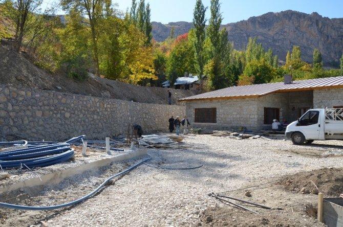 Büyükşehir Belediyesinden Günpınar'a sosyal tesis