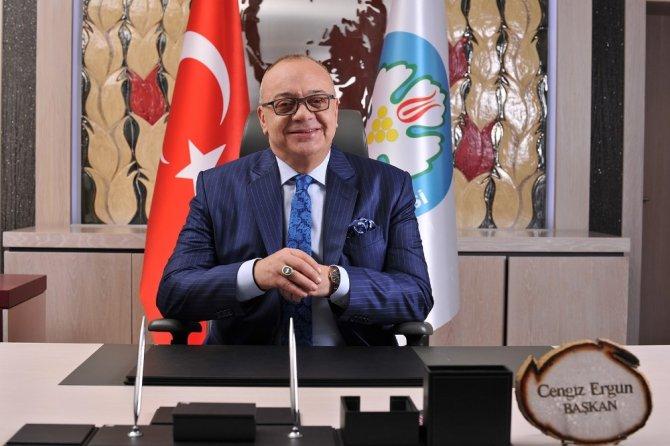 """Manisa Büyükşehir bütçesinin uluslararası notu """"AA"""""""