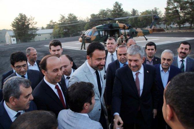 Sağlık Bakanı Ahmet Demircan Şanlıurfa'da