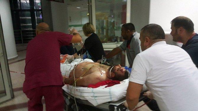Samsun'da silahlı çatışma: 2'si ağır 4 yaralı