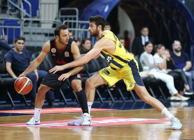 Tahincioğlu Basketbol Süper Ligi: Fenerbahçe Doğuş: 96 - Gaziantep Basketbol: 71