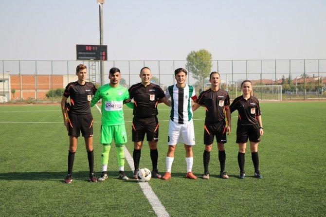 TFF Gelişim Ligi U-19 müsabakası