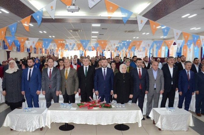 Cihan Ünal AK Parti İlçe Başkanı oldu