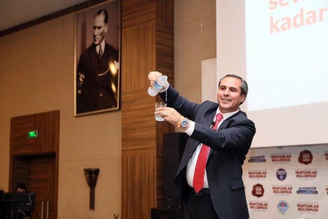 """Eğitim Bilimleri ve Davranış Bilimleri Uzmanı Murat Ertan: """"Dünyanın ilk kişisel gelişimcisi Nasreddin Hoca"""""""