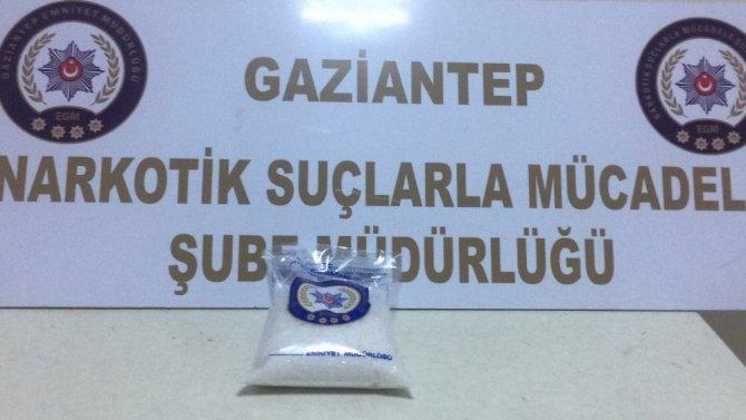 Gaziantep'te baklava kutusu içerisine gizlenmiş uyuşturucu madde ele geçirildi