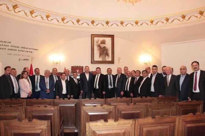 GTB Meclisinden İstanbul çıkarması