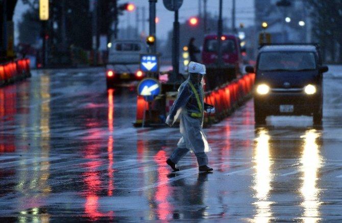 Japonya'da Lan tayfunu: 4 ölü