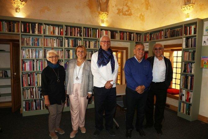 Sıbyan Mektebi kütüphaneye dönüştü