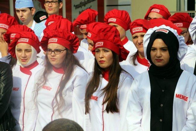 Samsun'da aşçı adaylarını markalaştıracak kurs