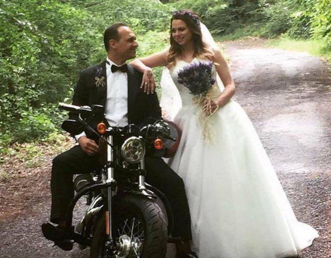 Yeni evli çift bu kazada ağır yaralandı