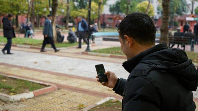 Adıyaman Belediyesinden parklarda ücretsiz internet hizmeti