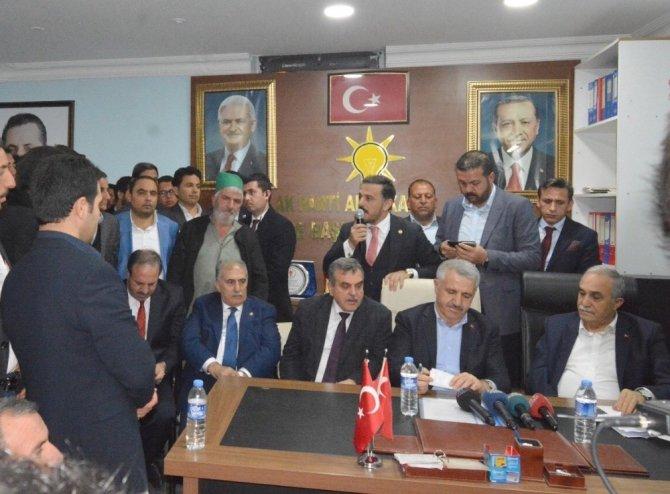 AK Parti Şanlıurfa Milletvekili Kemalettin Yılmaztekin: