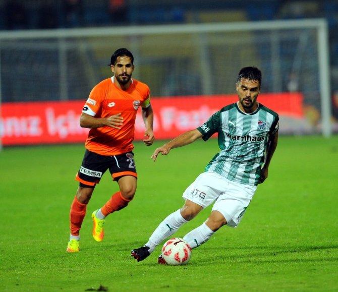Bursaspor'un konuğu Adanaspor