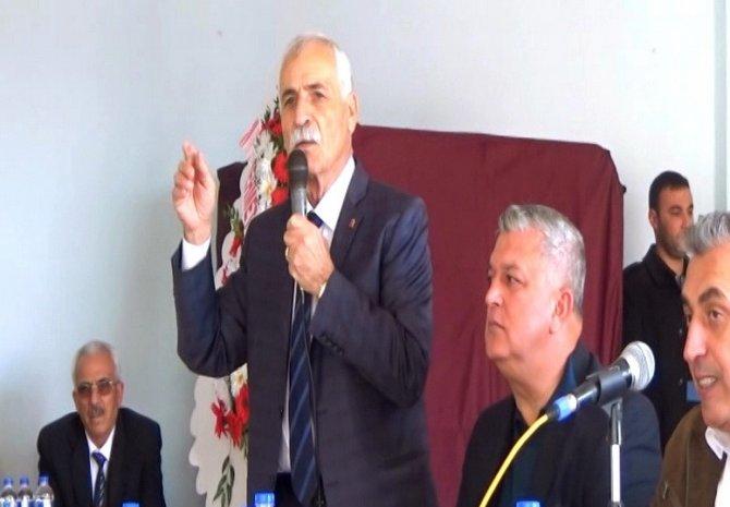 CHP Adıyaman İl Başkanından Bahçeli'ye hakaret