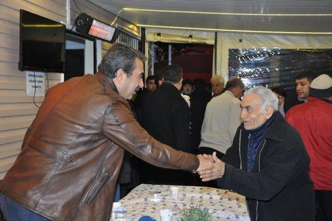 """Çetin: """"Sadece Adana değil Türkiye bizi takip ediyor"""""""