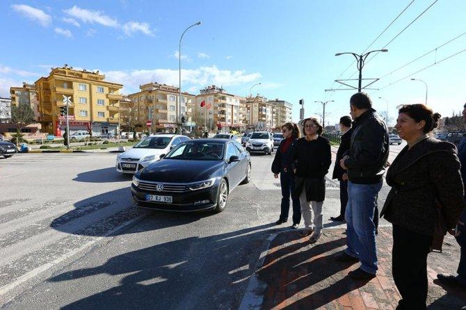 Gaziantep'te sola dönüş yasakları