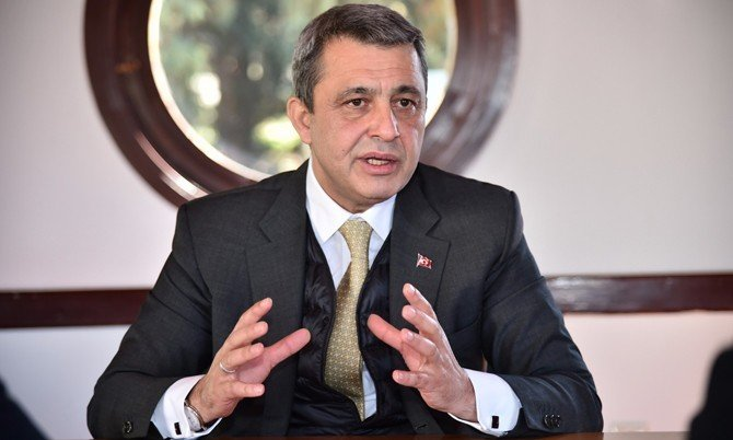 İTO Başkanı İbrahim Çağlar'ın vefatı