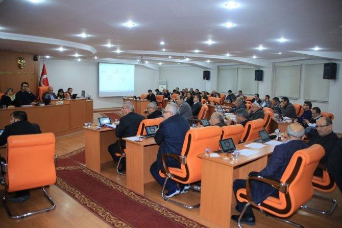 Karaman Belediyesinin 2018 yılı bütçesi 200 milyon lira