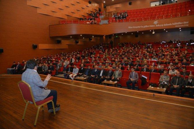 Belediye personeline 'kurumsal iletişim eğitimi' veriliyor