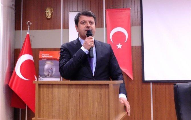 'Adalet İçin Savunma' semineri