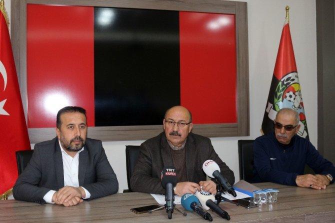 Van Büyükşehir Belediyespor ile Pazarspor maçında şaibe iddiası
