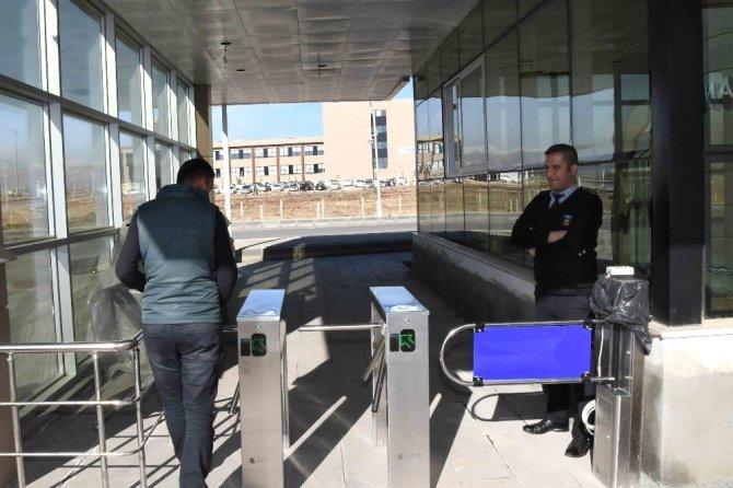 Yeni güvenlik merkezi hizmet vermeye başladı