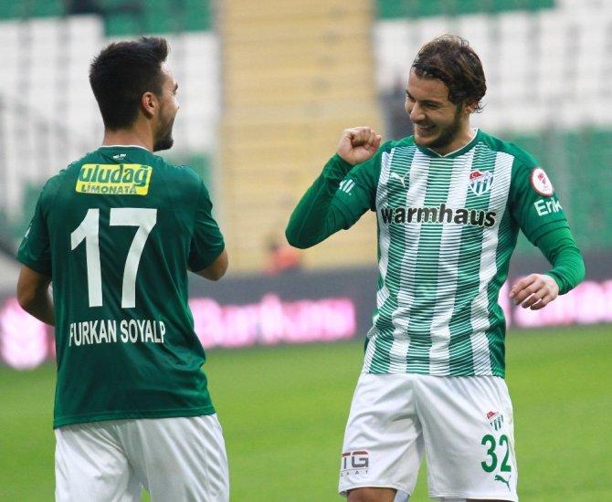 Ziraat Türkiye Kupası: Bursaspor: 2 - Adanaspor: 0