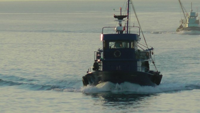 Aydın kaptanı ölüm denizde yakaladı