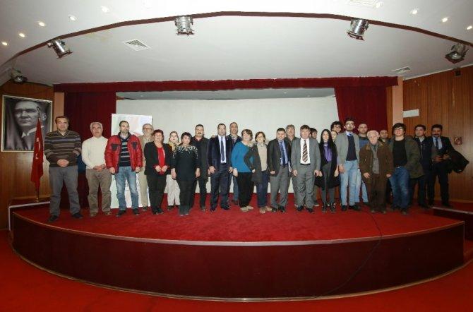 Eskişehir Azerbaycanlılar Derneği'nde ''21 Azer ve Güney Azerbaycan'ın Bugünü'' konferansı