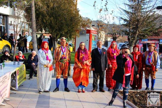 ESKÜDER'den Sivrihisar'a tarih, kültür ve doğa gezisi
