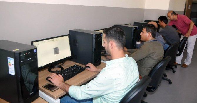 GSO-MEM'de mesleki eğitimler 2018 yılında hız kesmeden devam edecek