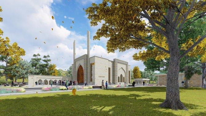 Orgeneral Akar, memleketi Kayseri'ye cami yaptırıyor