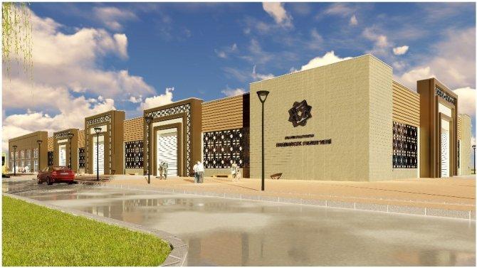Meram'a fonksiyonel tesis ve pazar yeri